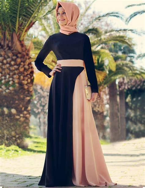 robe longue musulmane