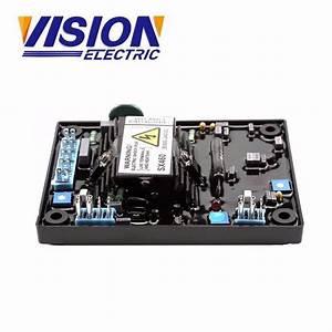 Ce Certified Avr Generator Avr Circuit Diagram 3 Phase Avr
