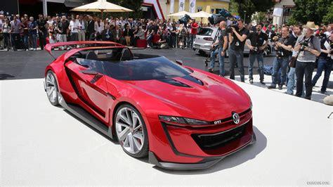 2018 Volkswagen Gti Roadster Concept Front Hd
