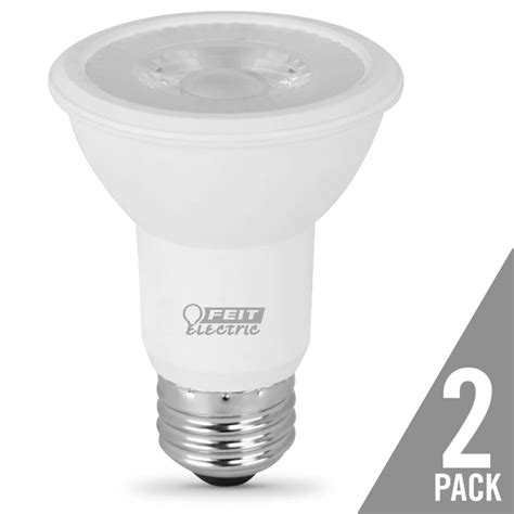450 lumen 5000k dimmable led par20 feit electric