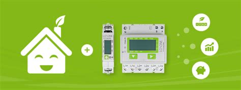 loxone modbus electricity meters smart energy
