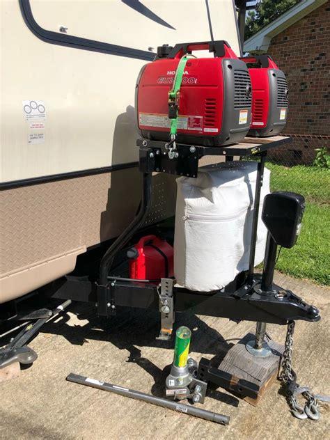 stromberg carlson trailer tray cargo carrier   frame