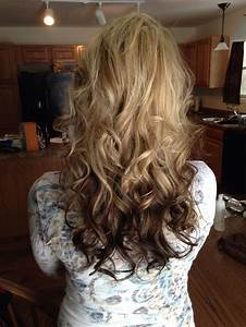 Blonde With Brown Tips Hair By Me Pinterest Colors