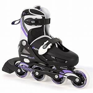 Inline Skates Kinder Test : rollschuhe schwarz lila test test ~ Jslefanu.com Haus und Dekorationen