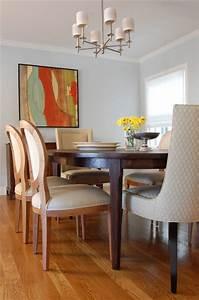 Chaise Moderne Avec Table Ancienne : 38 awesome minimalist dining room ideas ~ Teatrodelosmanantiales.com Idées de Décoration
