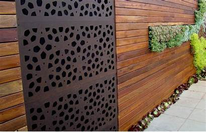Panels Decorative Fence Privacy Outdeco Property Creative