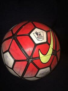 Nike Ordem 3 Premier League Official Match Ball OMB FIFA ...