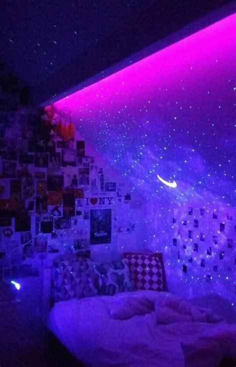 aesthetic tik tok room   neon room room ideas