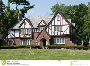 English Tudor Mansion Stock Photography  Image 15386742