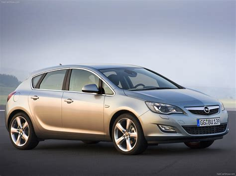 Opel Astra 2010 by Opel Astra 2010 Picture 7 Of 122