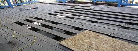 Deck Board Spacers Menards by Cedar Deck Board Spacing Get It Wrong Pay The Price Rmfp