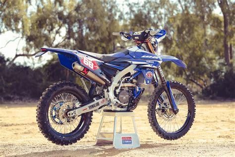 Mccanney's Yamaha Wr250f