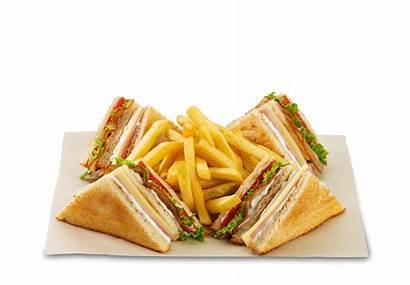 Sandwich πίσω λίστα στη