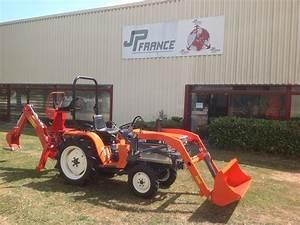 Micro Pelle Occasion : occasion tracteur kubota avec chargeur et pelle occasion ~ Melissatoandfro.com Idées de Décoration