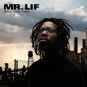 Mr. Lif - Don't Look Down (CD) – Mello Music Group