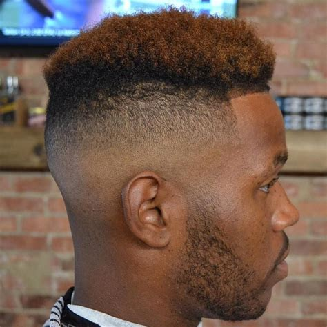 50 Stylish Fade Haircuts For Black Men In 2019 Styles I