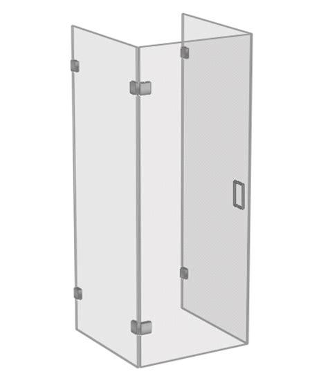 Duschkabine 3 Seitig by Shower Enclosures 3 Sided Shower Enclosures