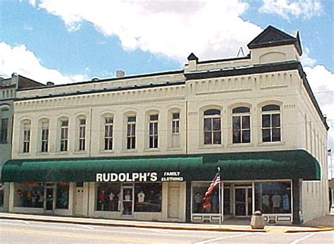 rudolph s department store