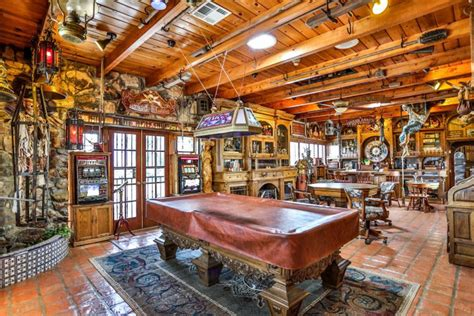 Incredible Pirate Themed Mansion Up For Sale In Calfornia