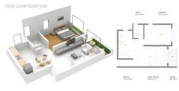 Images Bhk House Plan by 1 Bhk Flat Design Plans 1 Bhk Flats In Pune 1 Bhk