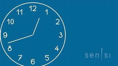Clock Change Forward Spring Animated Sensi Everything