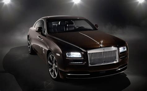 2018 Rolls Royce Wraith Inspired By Music Wallpaper Hd