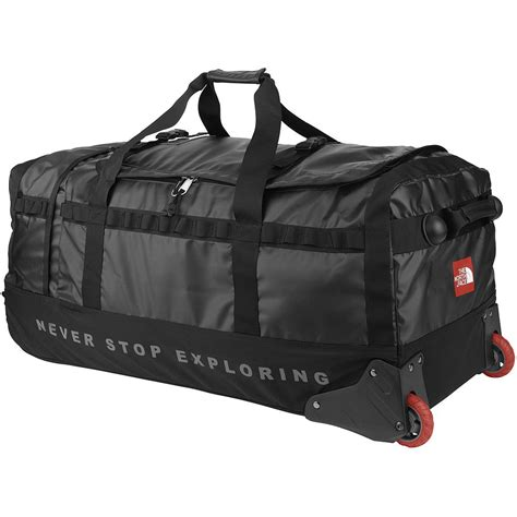The North Face Rolling Thunder Rolling Duffel Bag