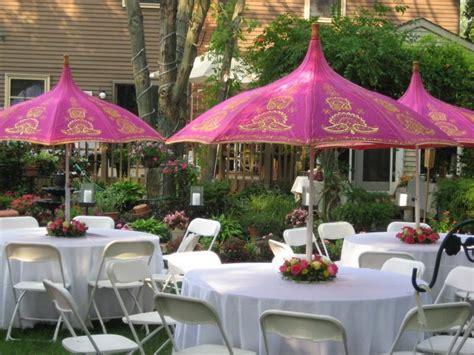 Backyard Party Ideas Engagement