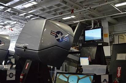 Flight Simulator Responsive Stick Takes Robert