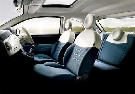 Fiat 500 Seats by Fiat 500 Pictures Fiat 500 Photos And Images Carkhabri