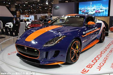Sports Cars At Canadian International Auto Show[3