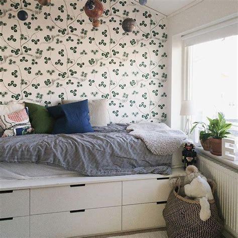 creeer een bed met een ikea ladekast kinderkamer quartos