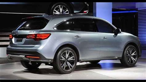 2020 Acura Mdx Sport Hybrid by New Release Date 2018 Acura Mdx Sport Hybrid Suv