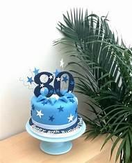 Best 80th Birthday Cake