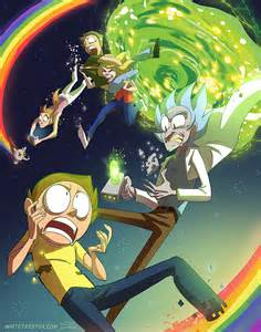 Family Rick and Morty