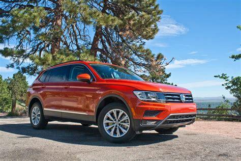 2018 Volkswagen Tiguan Review  Autoguidecom News