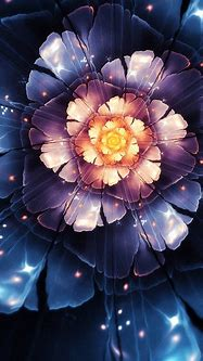 3D Abstract Flower 4K Wallpapers | HD Wallpapers | ID #19169