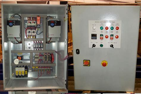 ahu control panel view specifications details