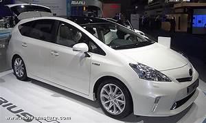 Toyota 7 Places Hybride : voiture 7 places hybride toyota ~ Medecine-chirurgie-esthetiques.com Avis de Voitures