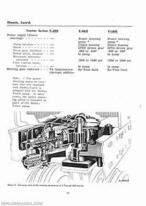 3388 International Tractor Hydraulic Assembly Repair Manual