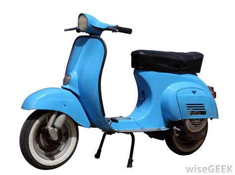 What Are The Different Types Of Gas Mopeds? (with Pictures