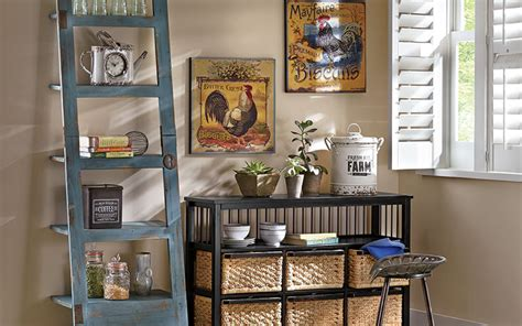 kitchen decorating ideas with accents country kitchen decorating ideas