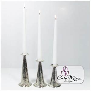 Kerzenständer 3er Set : kerzenstaender 3er set minadesign mina design ~ Watch28wear.com Haus und Dekorationen