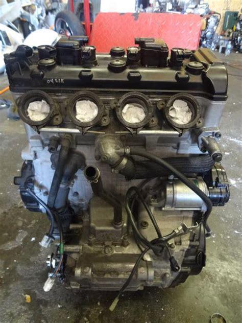 2003 Suzuki Gsxr 1000 Parts by Purchase 2003 2004 Suzuki Gsxr 1000 Engine Motor Runs