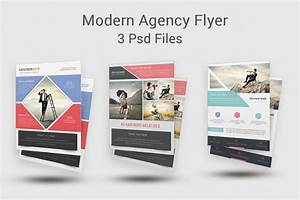 Modern Agency Flyer Templates