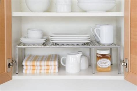additional shelves for kitchen cabinets 24 creative small kitchen storage ideas shelterness