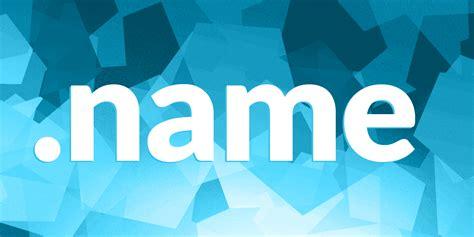 NAME domain registration  Get your NAME domain name