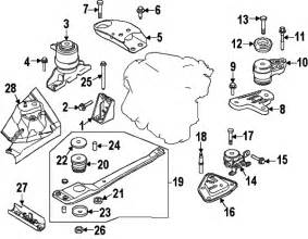 similiar ford escape motor diagram keywords 2003 ford escape xls engine trans mounting diagram