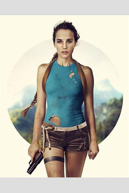 Tomb Raider : admirez Alicia Vikander transformée en Lara Croft