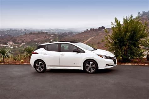 Allnew Nissan Leaf Ready To Take On Chevy Bolt, Tesla